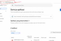 Cara Update Aplikasi Google Play